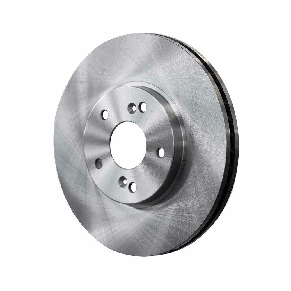 Front Disc Rotors & Ceramic Brake Pads Fits Honda Accord