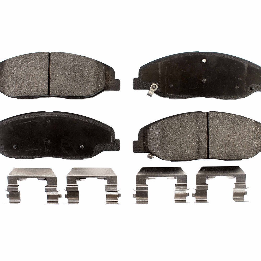 Front TEC Ceramic Brake Pads Fits Cadillac CTS STS