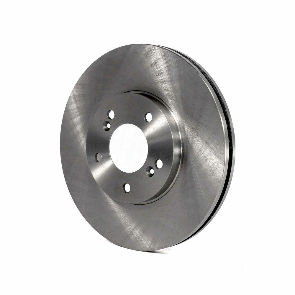 Front Disc Brake Rotors And Semi-Metallic Pads Kit 1999