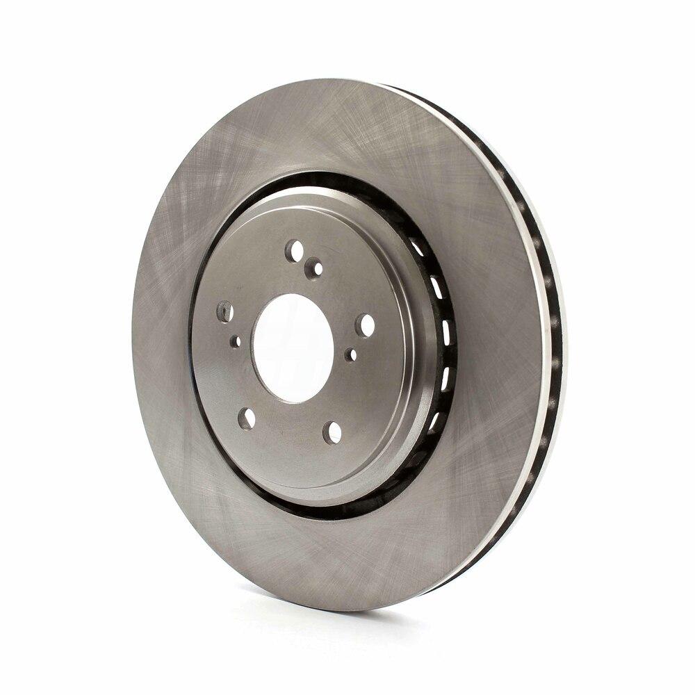 Front Disc Brake Rotors And Ceramic Pads Kit 2014-2016