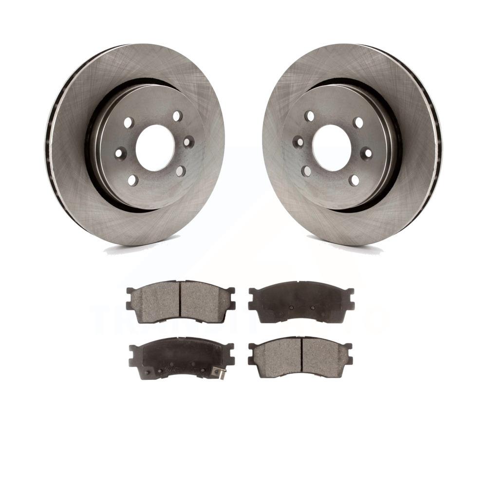 Premium Ceramic Pads fit Front Kia Sephia Spectra