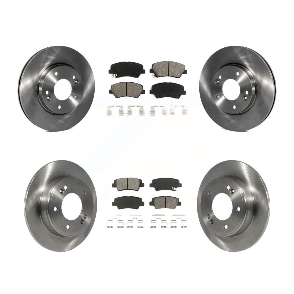 2013 2014 2015 For Hyundai Tucson Front Semi Metallic Brake Pads