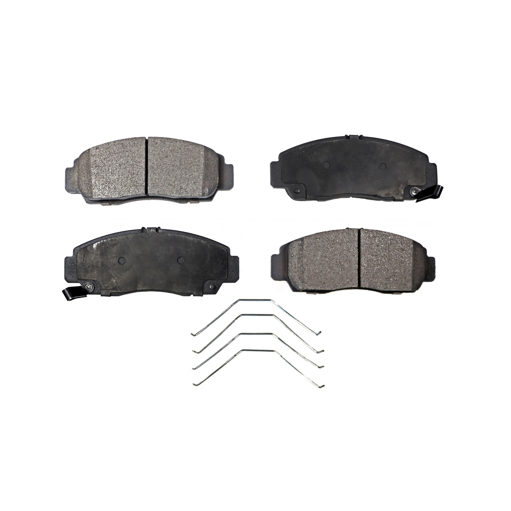 Front Semi-Metallic Brake Pads Set Honda Civic Accord
