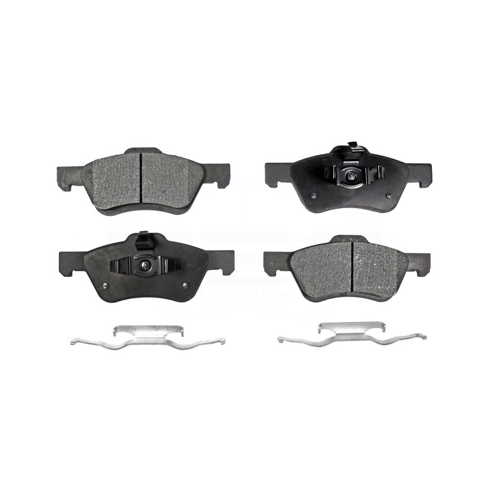 05-11 *Front Disc Brake Pads ceramic D1047 fits Mercury Ford Mazda