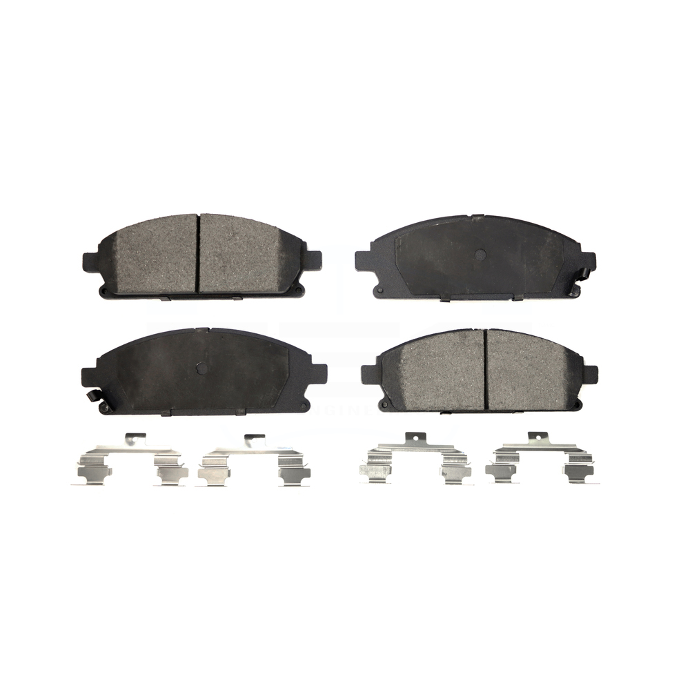 For Pathfinder,Q45,QX4,MDX,Quest,X-Trail Front Ceramic Brake Pads